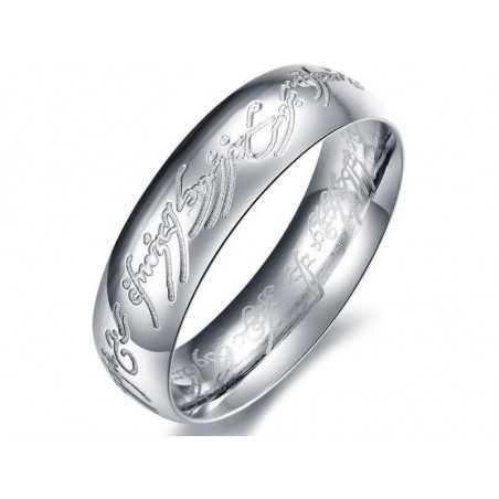 Ocelový prsten moci z Pána prstenů
