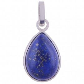 Stříbrný přívěsek s lapis lazuli