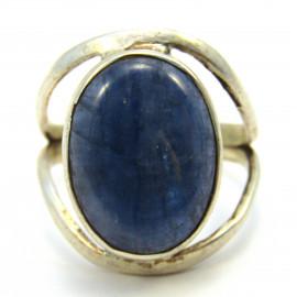 Stříbrný prsten s avanturínem