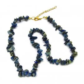 Náhrdelník s lapis lazuli