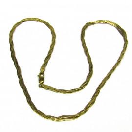 14 kt zlatý náhrdelník