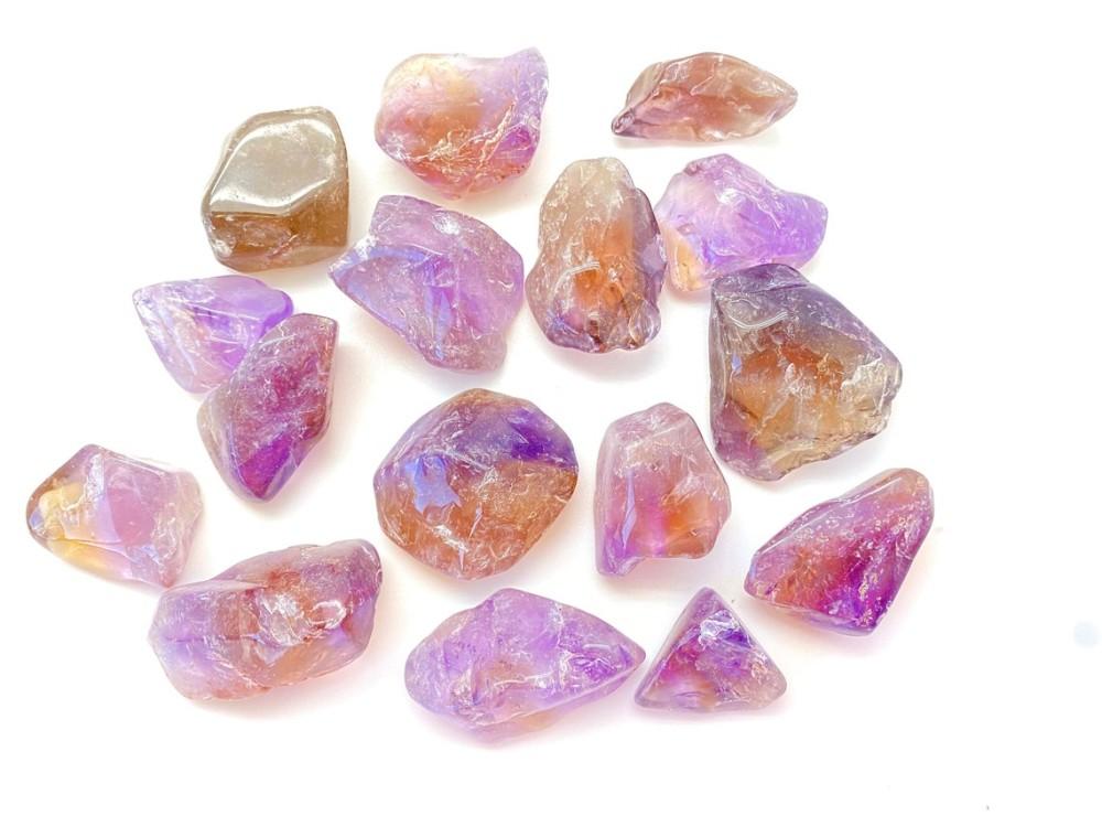 Šperky s ametrínem